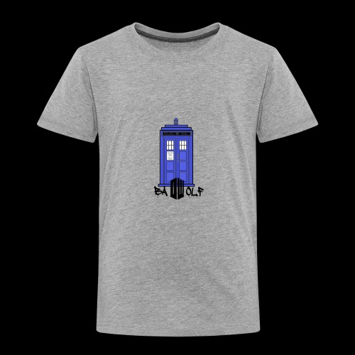 TARDIS - Toddler Premium T-Shirt