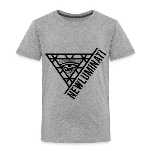 newluminati graphic - Toddler Premium T-Shirt