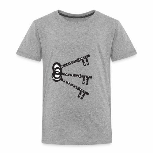 KEYS TO LIFE - Toddler Premium T-Shirt
