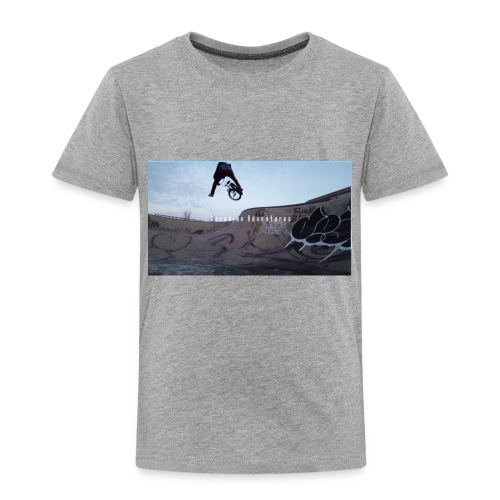 banner tshirt - Toddler Premium T-Shirt