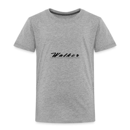 Walker - Toddler Premium T-Shirt