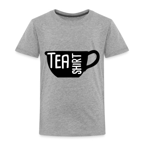 Tea Shirt Black Magic - Toddler Premium T-Shirt