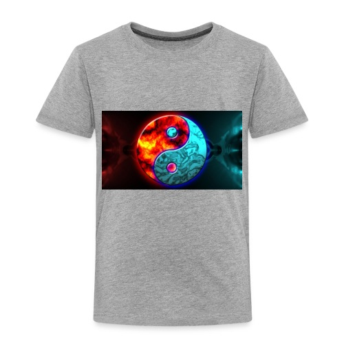YIN N YANG - Toddler Premium T-Shirt