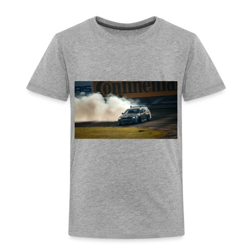 nissan skyline gtr drift r34 96268 1280x720 - Toddler Premium T-Shirt