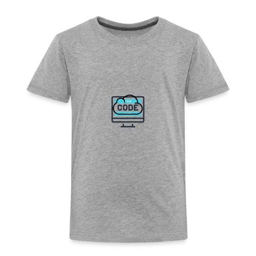 #CodesIsTheBestOwner - Toddler Premium T-Shirt