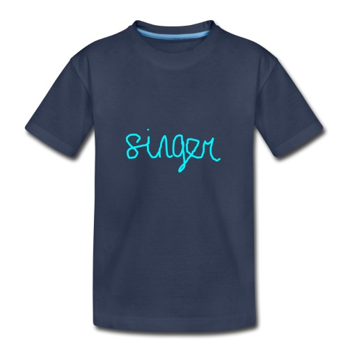SINGER - Toddler Premium T-Shirt