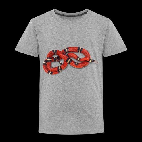 Red Snake - Toddler Premium T-Shirt