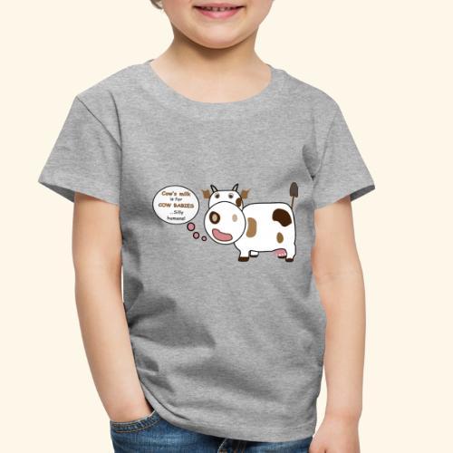 Smart Cow! - Toddler Premium T-Shirt