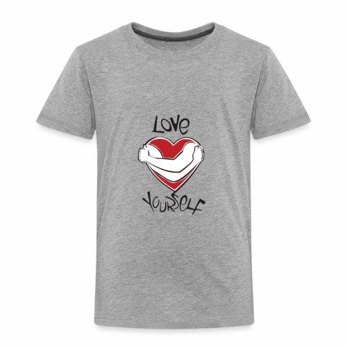 LOVE YOURSELF - Toddler Premium T-Shirt