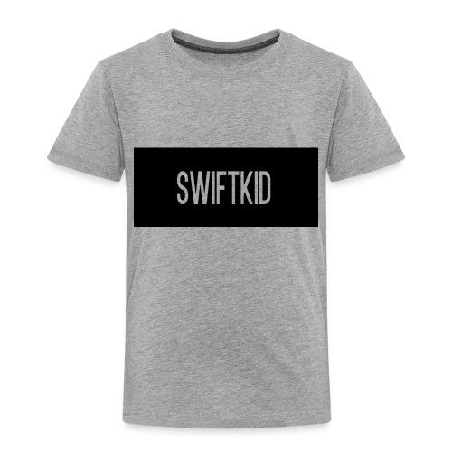 Swift Kid Logo - Toddler Premium T-Shirt