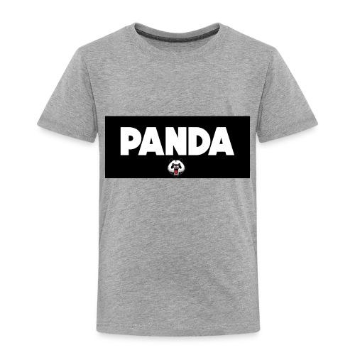 PandaSavageLogo - Toddler Premium T-Shirt