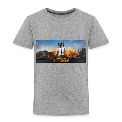 pubg 1 - Toddler Premium T-Shirt