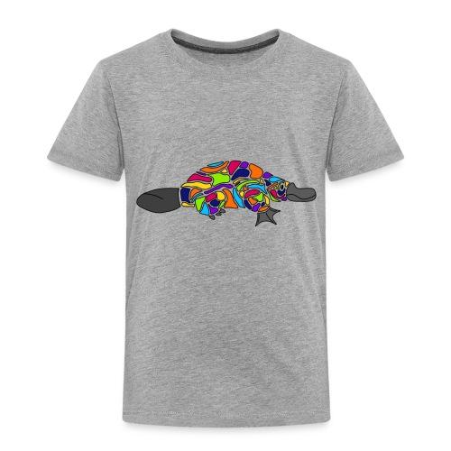 Platypus - Toddler Premium T-Shirt