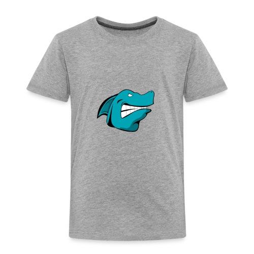 Squishyfisher Logo merch - Toddler Premium T-Shirt