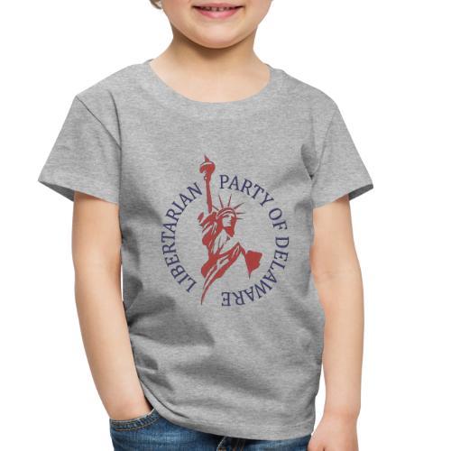 Libertarian Party of Delaware Logo - Toddler Premium T-Shirt