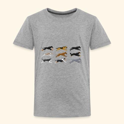 The Starting Nine - Toddler Premium T-Shirt