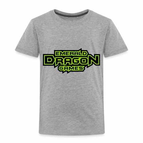 Emerald Dragon Games - Toddler Premium T-Shirt