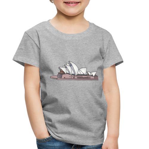 Sydney Opera House - Toddler Premium T-Shirt