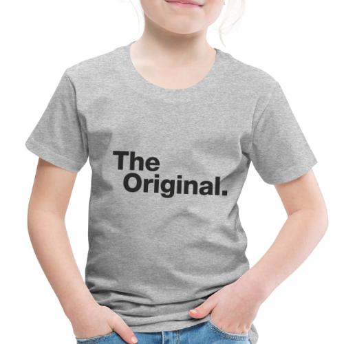 original - Toddler Premium T-Shirt