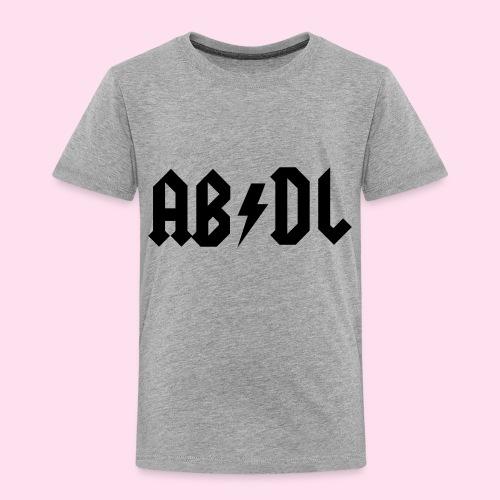 ABDL Rock - Toddler Premium T-Shirt
