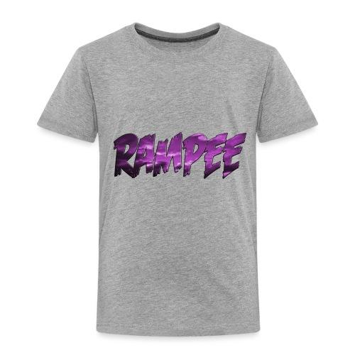 Purple Cloud Rampee - Toddler Premium T-Shirt