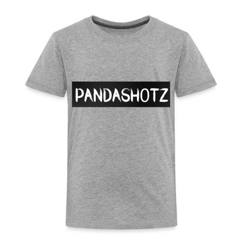Panda's Shirtline - Toddler Premium T-Shirt