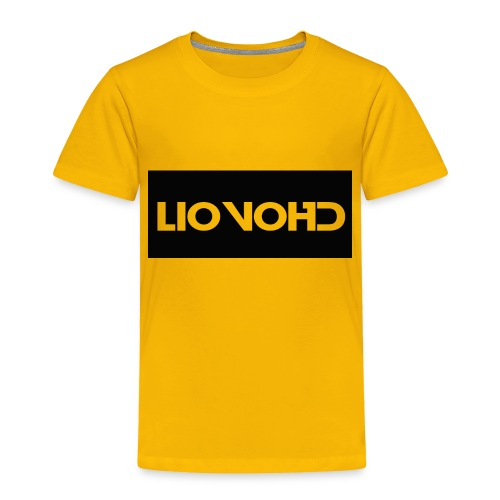 LiovoHD White - Toddler Premium T-Shirt