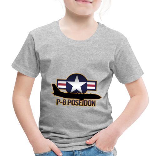 P-8 Poseidon - Toddler Premium T-Shirt