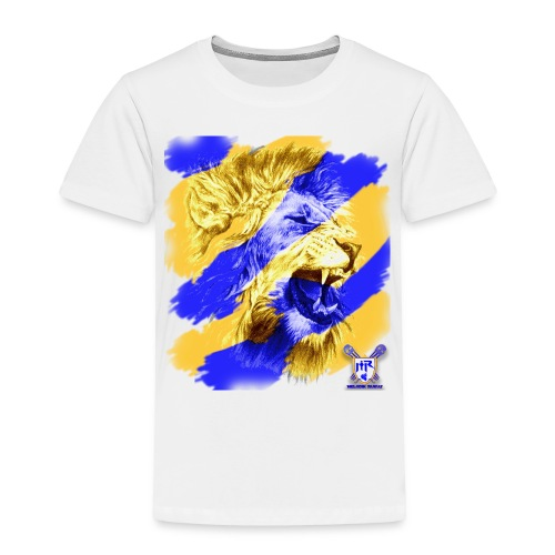 classic lion t - Toddler Premium T-Shirt