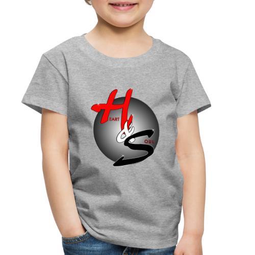 Heart & Soul Concerts official Brand Logo - Toddler Premium T-Shirt