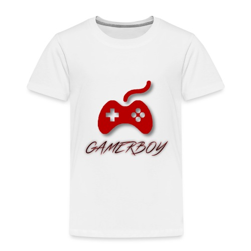 Gamerboy - Toddler Premium T-Shirt