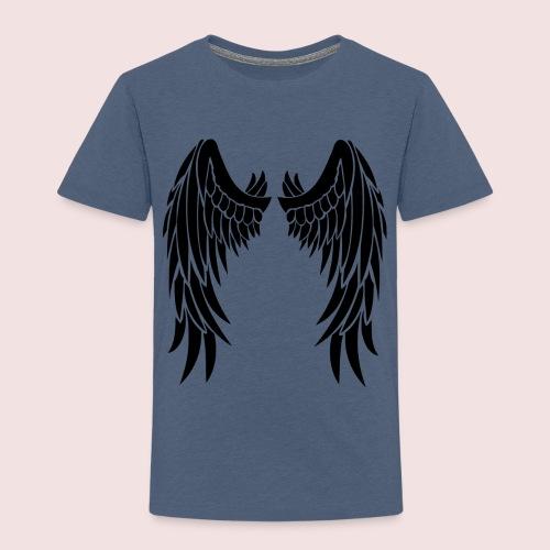 Angel wings - Toddler Premium T-Shirt