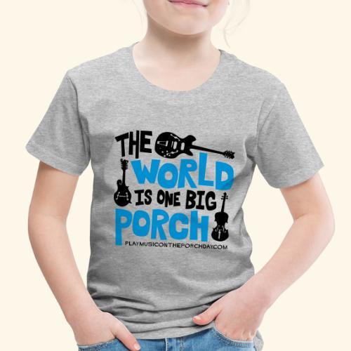 BIG_PORCH - Toddler Premium T-Shirt