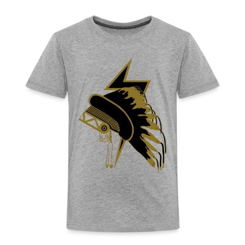 Thunder Chief - Toddler Premium T-Shirt