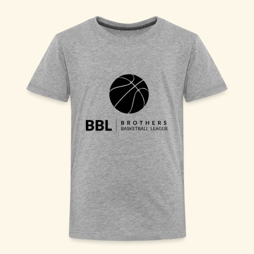 Brothers Basketball design - Toddler Premium T-Shirt