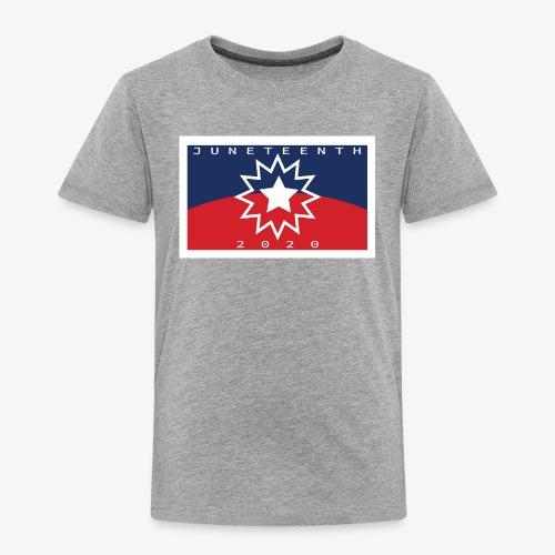 Juneteenth01 - Toddler Premium T-Shirt