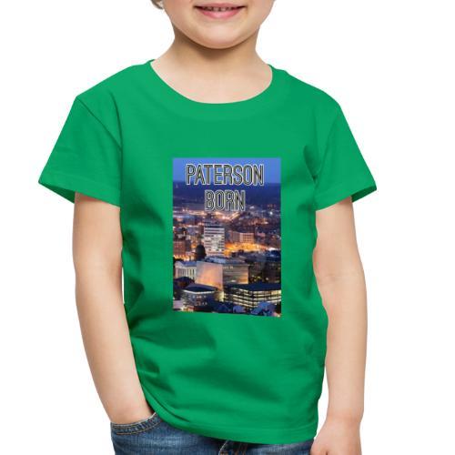 Paterson Born - Toddler Premium T-Shirt