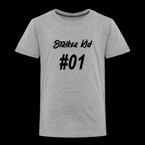 StrikerKid #1 - Toddler Premium T-Shirt
