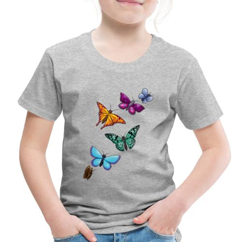 butterfly tattoo designs - Toddler Premium T-Shirt