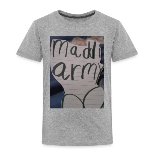 Madison - Toddler Premium T-Shirt