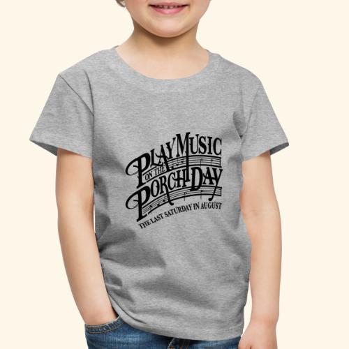 shirt3 FINAL - Toddler Premium T-Shirt
