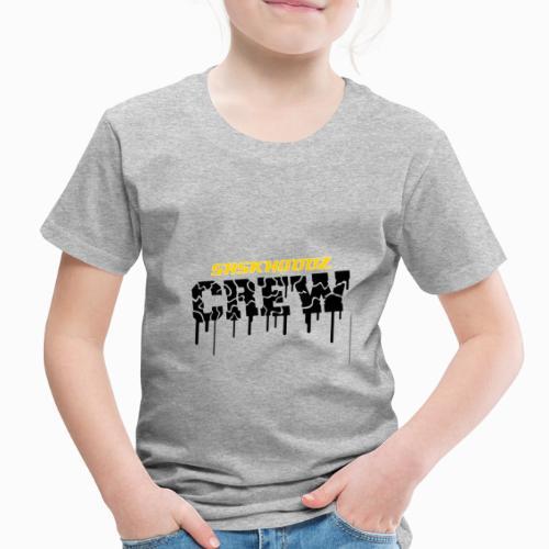 saskhoodz crew - Toddler Premium T-Shirt