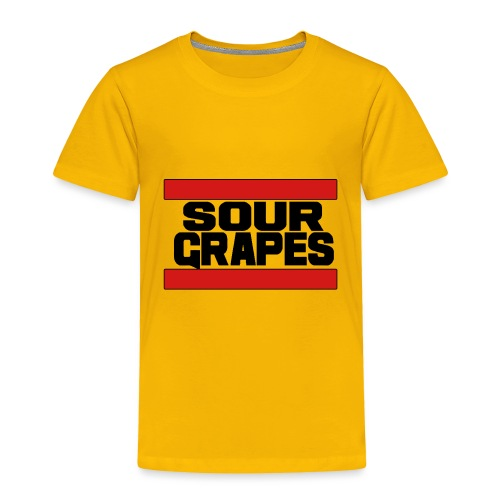Grape M C - Toddler Premium T-Shirt