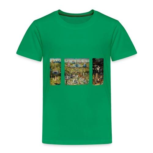 Garden Of Earthly Delights - Toddler Premium T-Shirt