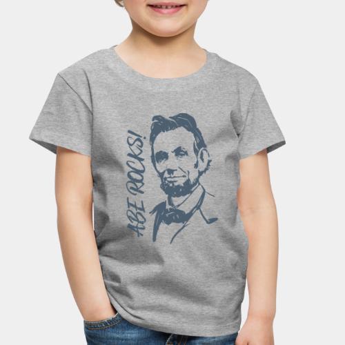abraham lincoln - Toddler Premium T-Shirt