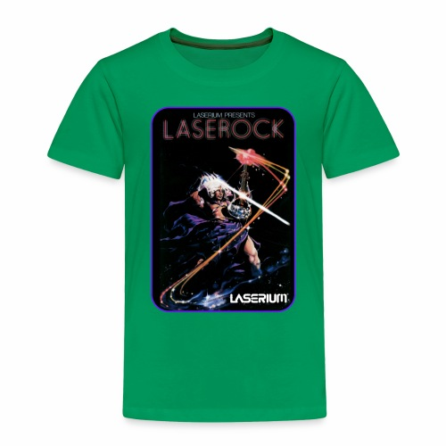 Laserium Design 002 - Toddler Premium T-Shirt