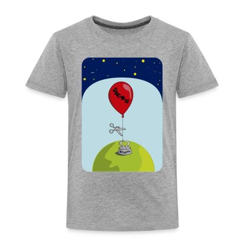 dreams balloon and society 2018 - Toddler Premium T-Shirt