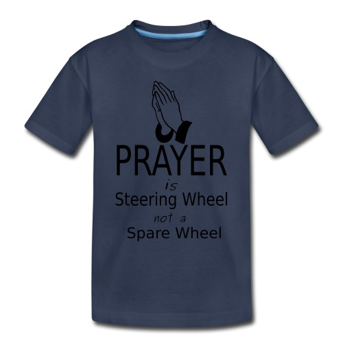 Prayer - Toddler Premium T-Shirt