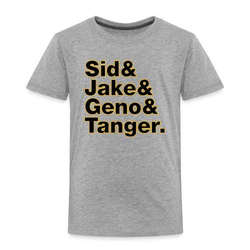 Helvetica& Hockey 2021 - Toddler Premium T-Shirt