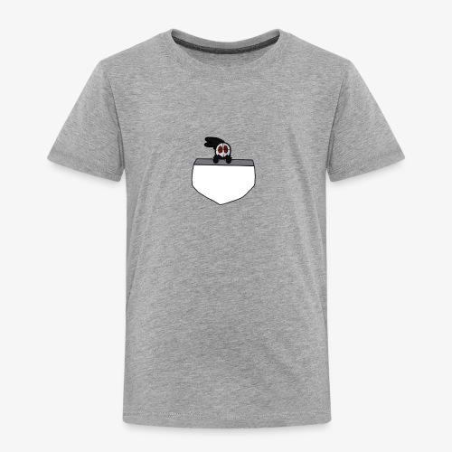 Scar Pocket Buddy - Toddler Premium T-Shirt